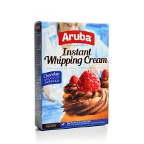 Aruba Instant Whipping Cream Chocolate 80g