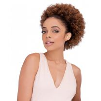 Janet Collection Ponytail - Afro Perm-L String