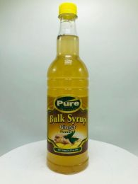 PURE GINGER BULK SYRUP 750 ML