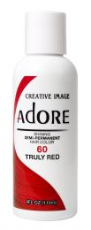 Adore Semi-Permanent Hair Color 60 Truly Red
