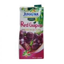 Juhayna Classic Red Grape Juice 1ltr