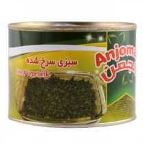 Anjoman Fried Vegetable 500g