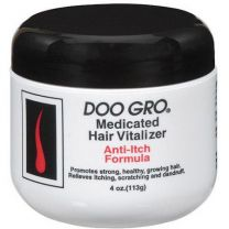 Doo Gro Anti-Itch Formula Hair Vitalizer 113g