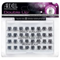 Ardell Double Up Trio Individuals Knotted Medium Black