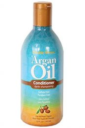 Double Sheen Argan Oil Conditioner (Sulfate&Paraben Free) - 12oz
