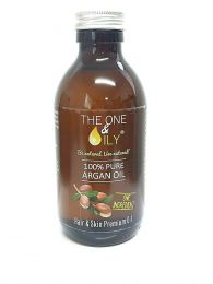 The One & Oily Hair & Skin Premium Oil 100% Pure Argan Oil - 200ml