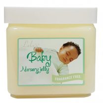 Lala's Baby Nursery Fragrance Free Jelly - 13 Oz
