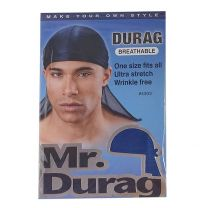 Mr.Durag Breathable One Size Fits all Ultra Stretch Wrinkle Free-4303