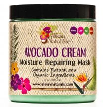 Alikay Naturals Avocado Cream Moisture Repairing Hair Mask - 8 oz
