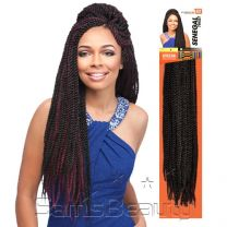 """African Collection Senegal Twist 40"""""""