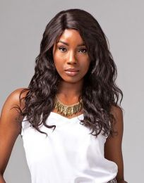 Bare & Natural Brazilian Lace Wig Natural Wavy
