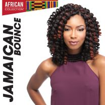"""African Collection Jamaican Bounce 26"""""""