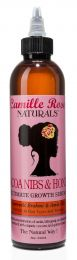 Camille Rose Naturals Cocoa Nibs & Honey Ultimate Growth Serum - 8 Oz