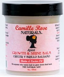 Camille Rose Naturals Ajani Growth & Shine Balm, 4.0 oz