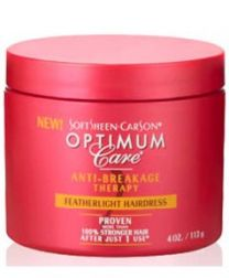 SoftSheen Carson Oprtmum Care Featherlight Hairdress 100ml