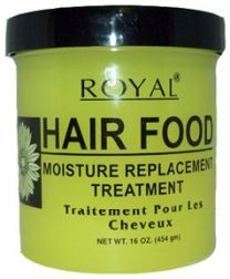 Royal Hair Food Moisture Replacement Treatment 454g