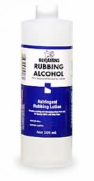 Benjamins Rubbing Alcohol Astringent Rubbing Lotion 500ml