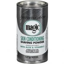 Magic Skin Conditioing Shaving Powder 127g