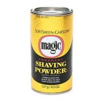 Magic Shave Fragrant Shaving Powder 127g
