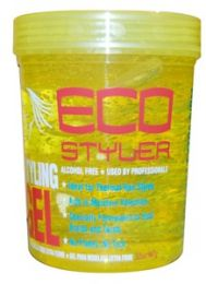 Eco Styler Professional Gel Yellow 907g