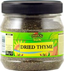 Tropical Sun Dried Thyme 250g