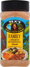 Tex's Family Chicken Seasoning 350g
