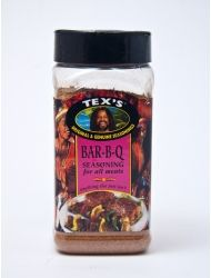 Tex's Bar-B-Q Seasoning 300g