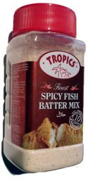 Tropics Spicy Fish Batter Mix 300g
