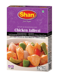 Shan Chicken Jalfrezi Mix 50g