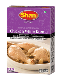 Shan Chicken White Korma Mix 40g