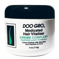 Doo Gro Creme Complex Medicated Hair Vitalizer 113g