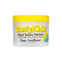 Curly Kids Mixed Hair HairCare Deep Conditioner 9.5 Oz