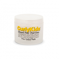 Curly Kids Mixed Hair HairCare Frizz Control Paste - 4 Oz
