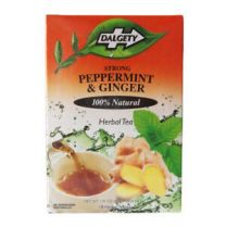 Dalgety Carribean Peppermint & Ginger Tea