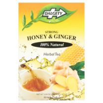 Delgety Honey & Ginger Tea