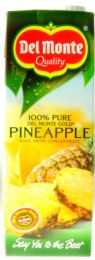 Del Monte Pineapple Juice 1Litre