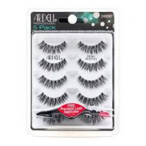 Ardell 5 Pack Demi Wispies With FREE Precision Lash Applicator - 240097