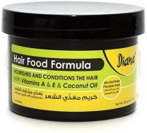 Diana Coconut Hair Food Formula 220g - nourishes & conditions the hair