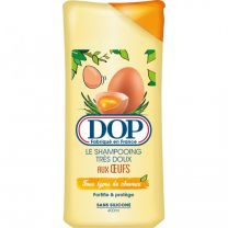 DOP Super Soft Shampoo With Eggs for All Hair Types - 400ml