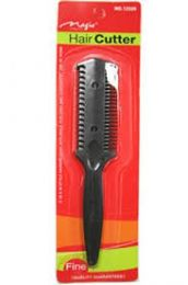 Magic Collection Dual End Hair Cutter Razor Comb