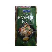 East End Royal Basmati Rice 10Kg