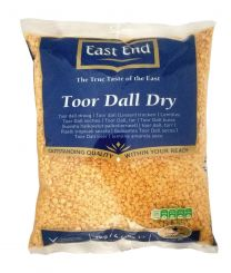East End Toor Dall Dry (2kg)