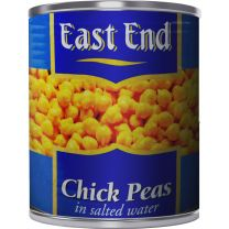 East End Chick Peas 800g