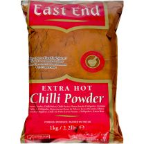 East End Extra Hot Chilli Powder 1000g