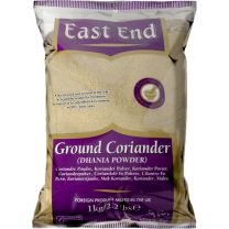 East End Dhania Ground Coriander 1000g