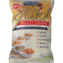 East End Gold Multi Grain Chapatti Flour 5kg