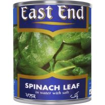 East End Spinach Puree 395g