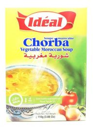 Ideal Chorba Vegetable Moroccan Soup 110g