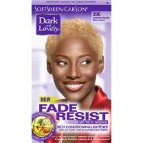 SoftSheen-Carson Dark and Lovely Fade Resist Rich Conditioning Color, Luminous Blonde 396
