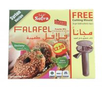 Sofra Falafel Mix With Cutting Mould (400g)